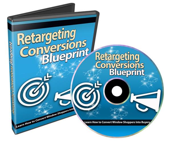 Conversions blueprint video course plr retargeting conversions blueprint video course plr malvernweather Choice Image