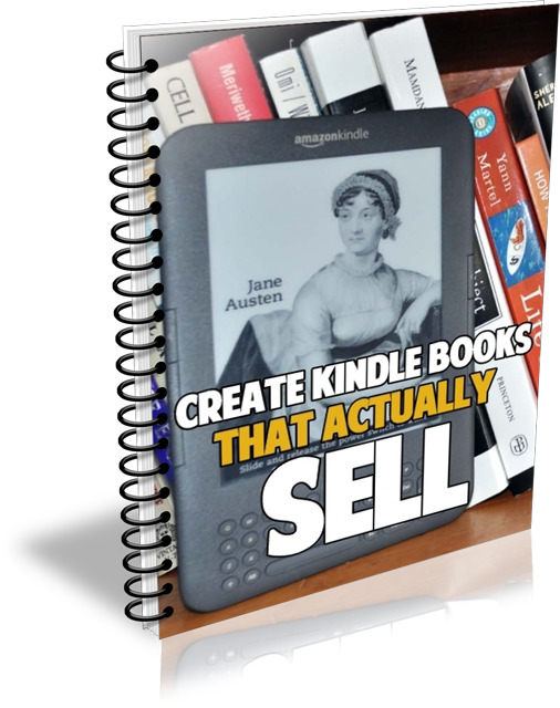how to sell my book on kindle