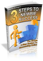 Market Online: 3 Steps To Newbie Success