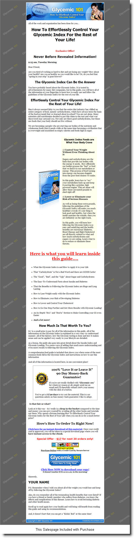 """/"""" 10 Ways To Fight Off Cancer /"""" Tips to Prevent Disease Ebook Full Resale Rights"""