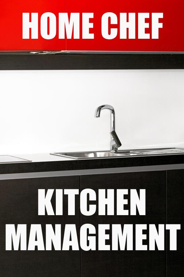 Kitchen management