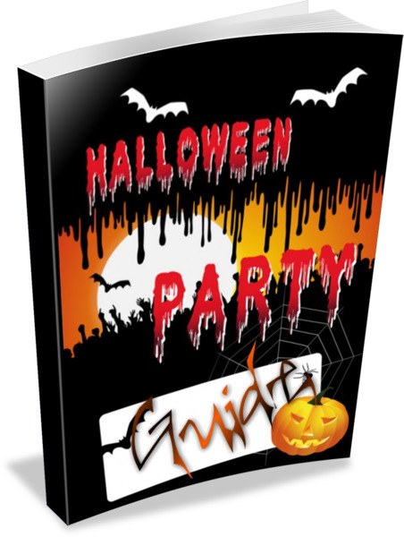 Halloween party pack ebook and audios private label rights more images fandeluxe PDF