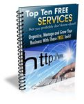 Top 10 Free Services (Google)