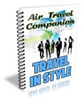 Air Travel Companion - Travel in Style (PLR)