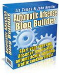 Automatic AdSense Blog Builder