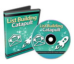 List Building Catapult - Video Course (PLR)