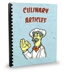 Eco Cooking - 10 PLR Articles
