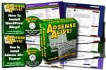 Adsense Alive - Wordpress Theme Package