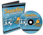 Surefire Surfing Security - Video Course (PLR)