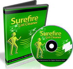 Surefire List Cleaner - Video Course (PLR)