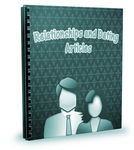 25 Dating Relationships Articles - May 2014 (PLR)