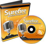 Surefire Podcast Blueprint 2 - Video Series (PLR)