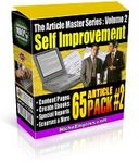 Article Master Series  Volume 2 - Self Improvement