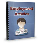 Seasonal Work & Jobs - 10 PLR Articles