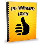 Self Esteem - 10 PLR Articles