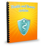 25 Health Beauty Articles - March 2014 (PLR)