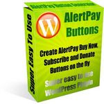 AlertPay Button Generator for Wordpress