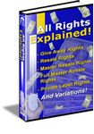 All Rights Explained (PLR)