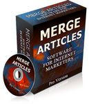 Merge Articles - Creation Software