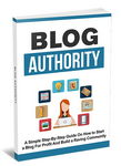 Blog Authority - eBook