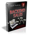 Backend Sales - Audio Book