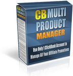 CB Multi-Product Manager (PHP)