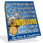 Confessions of a Marketing Geek