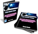 Ezine Article Sniper - Video Tutorial