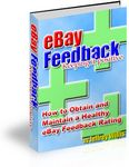 eBay Feedback - Keeping it Positive (PLR)