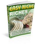 Easy Niche Riches - eBook and Audio