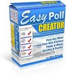 Easy Poll Creator (PLR)