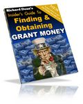 Finding and Obtaining Grant Money (PLR)