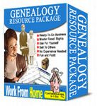 Genealogy Resource Package