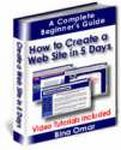 Complete Guide to  Create a Website