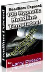 Headlines Exposed - Headline Templates (PLR)