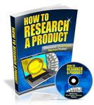 How to Research a Product - Video Series