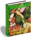 Home Vegetable Gardening (PLR)
