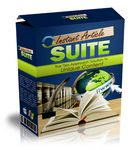Instant Article Suite - Software Package