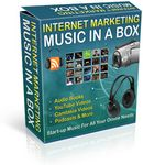 Internet Marketing Music in a Box