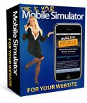 Mobile Simulator for Your Website