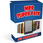 MRR Super Pack - 50 Products