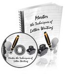 Master the Technique of Letter Writing - eBook and Audio (PLR)