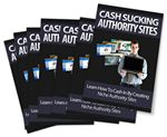 Cash Sucking Authority Sites - Newsletter Series (PLR)