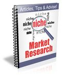 Niche Market Research - 12 Part Newsletter Series