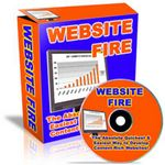 Website Fire (PLR)