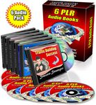 6 Marketing PLR Audio eBooks (PLR)