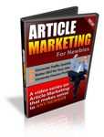 Article Marketing for Newbies - Video Series (PLR)