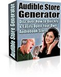 Audible Store Generator (PLR)