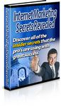 Internet Marketing Secrets Revealed (PLR)