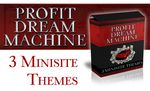 Profit Dream Machine Template Pack (PLR)